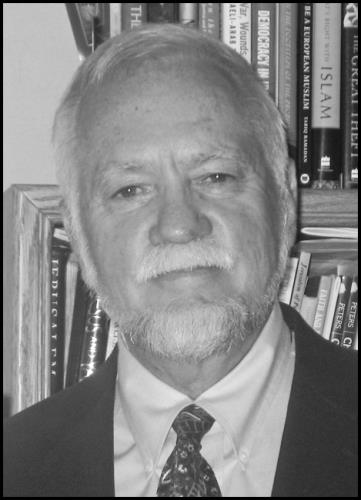Portrait photo of Ron Young